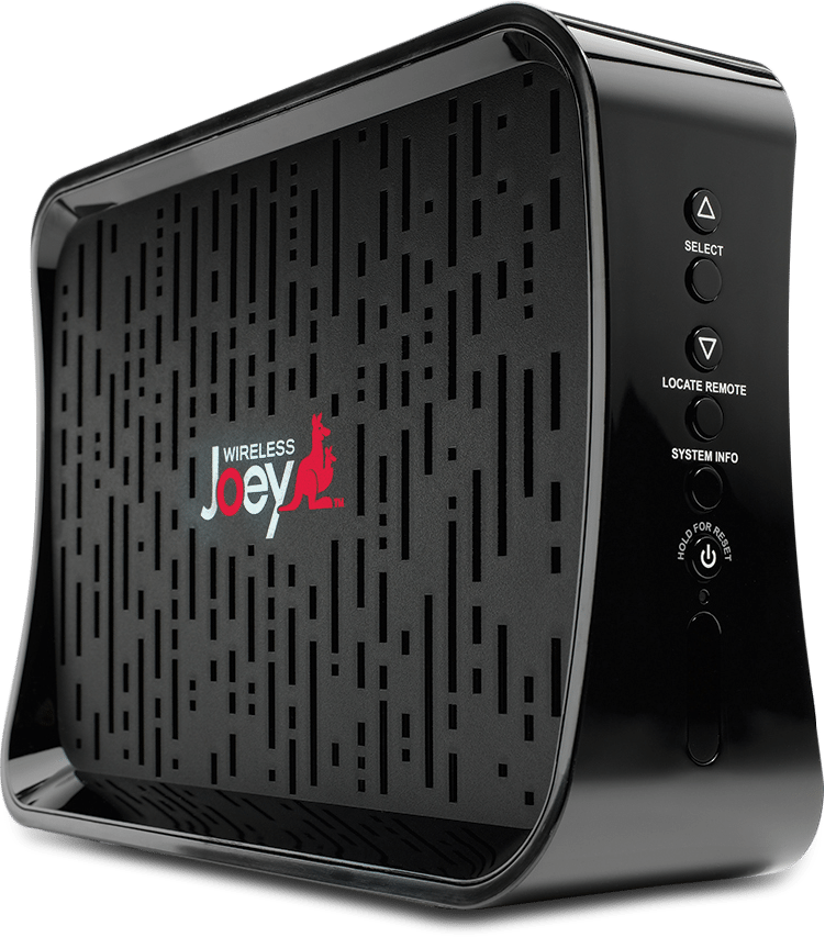 The Wireless Joey - TV in Every Room - No Wires - Peoria, Illinois - Peoria Satellite Co. - DISH Authorized Retailer