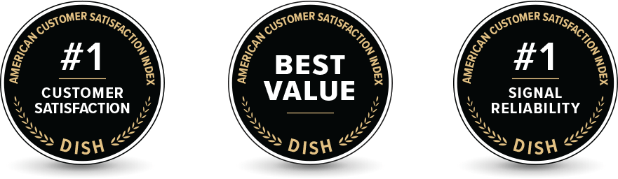 DISH Ranked #1 in Customer Satisfaction - Peoria Satellite Co. - DISH Authorized Retailer